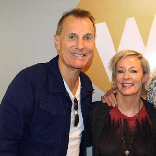 Jonesy & Amanda Chat To James Reyne As Reckless Turns 35