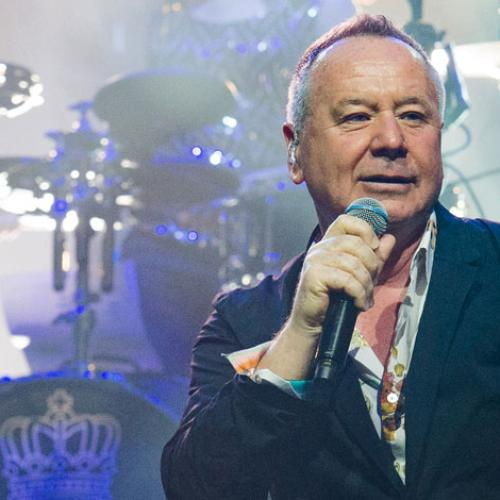 Simple Minds Star Jim Kerr Joins Jonesy & Amanda