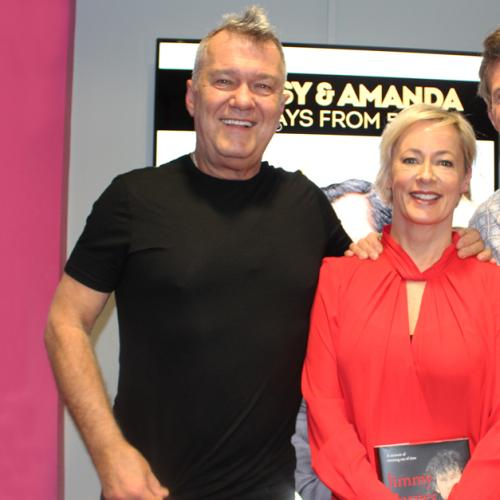 Jonesy & Amanda Chat To Jimmy Barnes About Working Class Boy