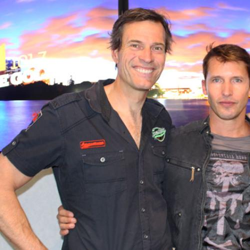 James Blunt Wants To Get Paid In Booze For His Aussie Tour!