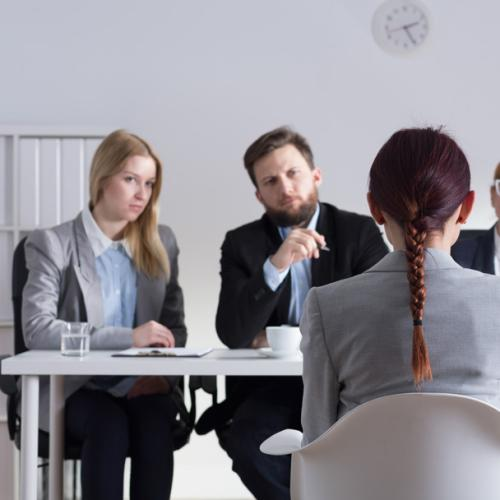 Top Exec's Controversial Tip To Passing A Job Interview