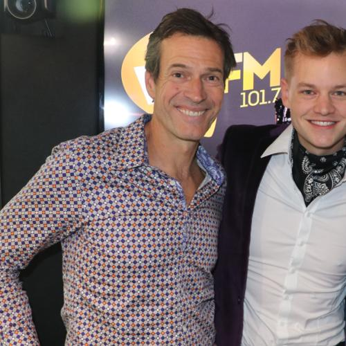 Jonesy & Amanda Talk All Things Mardi Gras With Joel Creasey