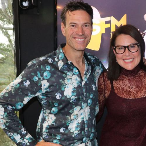 Julia Morris Talks Blind Date With Jonesy & Amanda