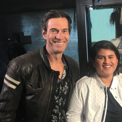 Jonesy & Amanda Chat To Deadpool 2 Star Julian Dennison