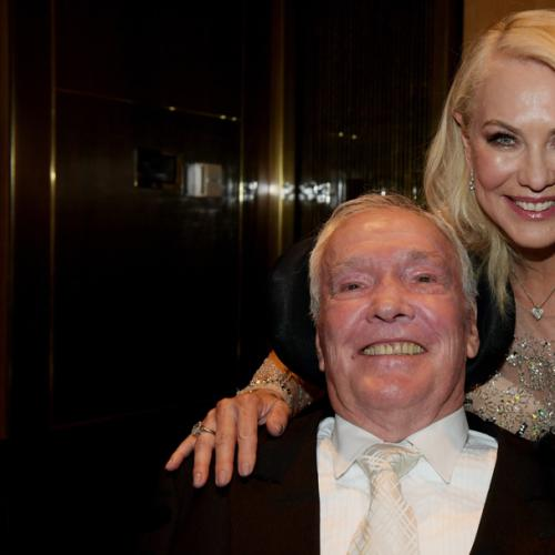 Jonesy & Amanda Pay Tribute To John Kennerley