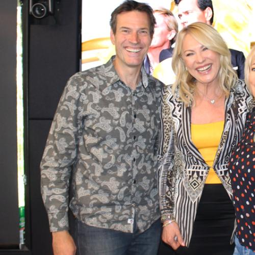 Kerri-Anne Kennerley Joins Jonesy & Amanda