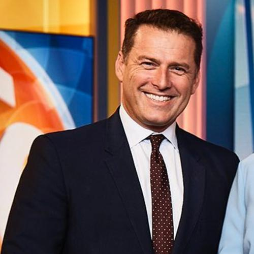 The Today Show Pays Tribute To Karl Stefanovic