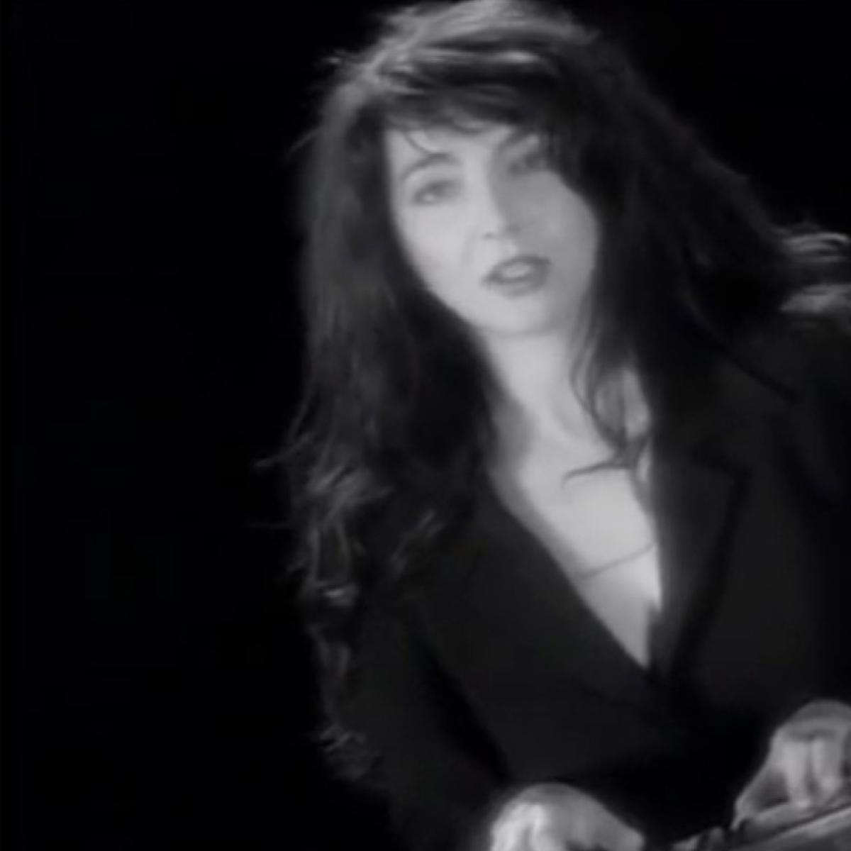 Kate Bush Finally Releases Video For Her Cover Of Rocket Man