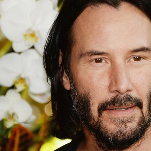 Keanu Reeves Takes Charge After His United Flight Makes Emer