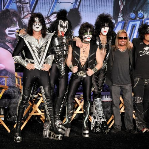 Nikki Sixx Accuses Kiss Of Stealing Motley Crue's Stage