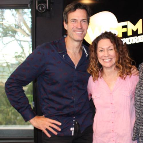 Jonesy & Amanda Chat To Kitty Flanagan
