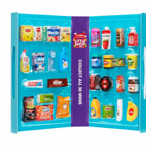 The New Kid Craze Is Here With The Coles Miniature Shop Toys