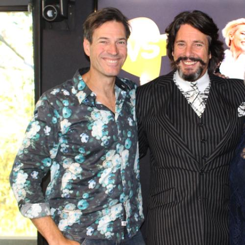 Laurence Llewelyn-Bowen Joins Jonesy & Amanda