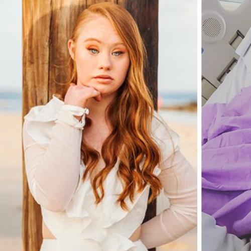 Aussie Model Madeline Stuart Undergoes Open-Heart Surgery