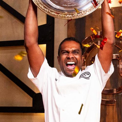 Jonesy & Amanda Speak To Masterchef Champ Sashi