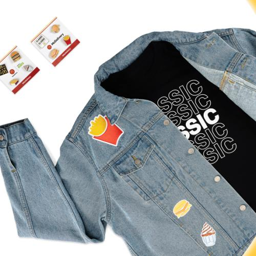 McDonald's Now Has A Clothing Line & You Can Get It For Free