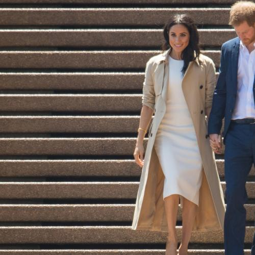 Buy Meghan Markle's Aussie Tour Dress By Aussie Designer