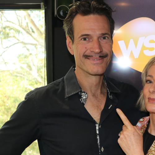Watch As Amanda Shaves Jonesy's Mustache Off!