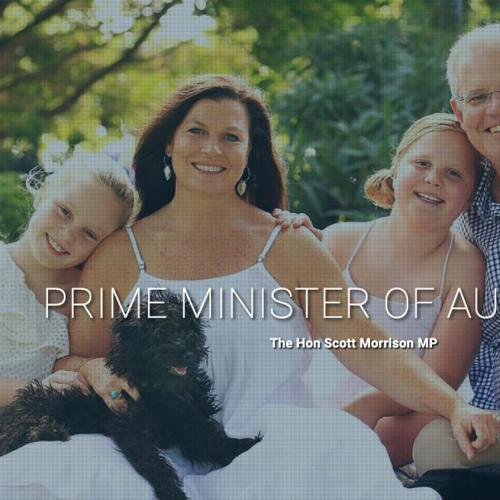 Prime Minister's bizarre Photoshop fail