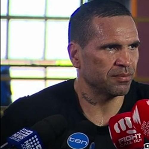 We Aren't So Sure About Anthony Mundine's Trash Talk
