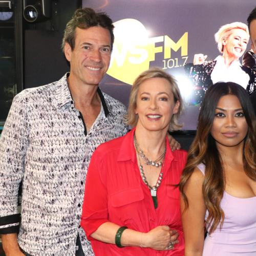 Jonesy & Amanda With Mafs Couple Nic And Cyrell