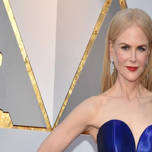 Nicole Kidman Tells Us: 'This Is Not Morning Show Talk'