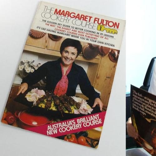 What Did Nigella Think Of This 70s Margaret Fulton Cookbook?