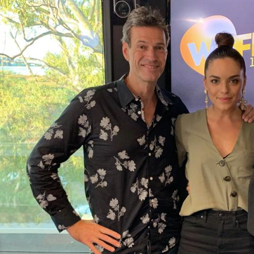 Jonesy & Amanda Speak With Olympia Valance