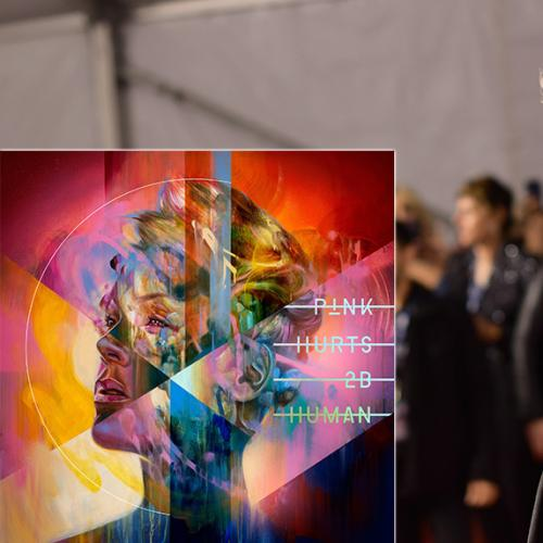 P!nk Releases New Track Hustle From Hurts 2B Human Album