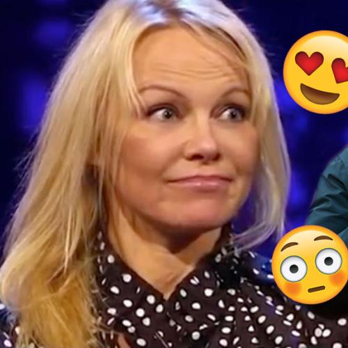 Pamela Anderson Reveals Romantic Past With Vladimir Putin