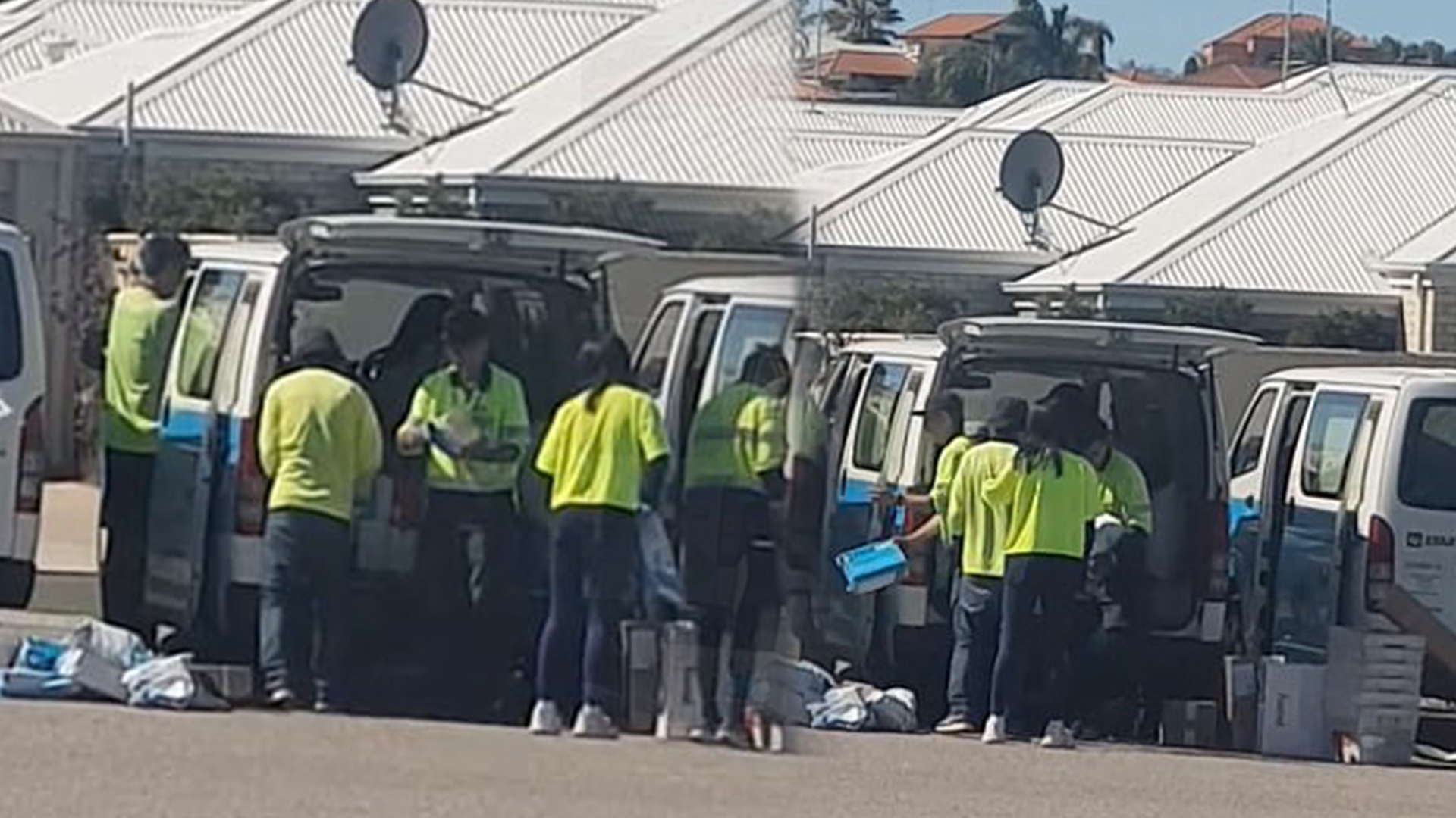 Australia Post Under Fire After Workers Are Filmed Throwing