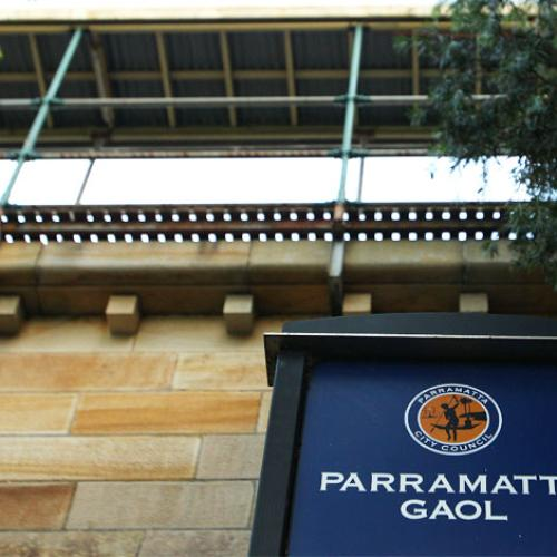 Can You Hear This Ghost At Parramatta Gaol?
