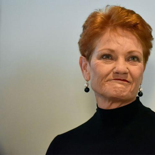 Jonesy & Amanda Talk To Pauline Hanson
