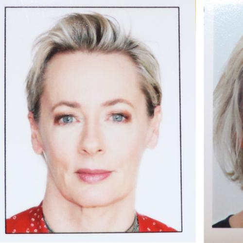 Amanda's Passport Photo Drama