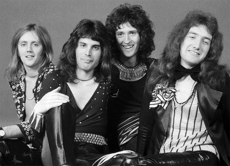 Looking Back At A Young Freddie Mercury Before Queen