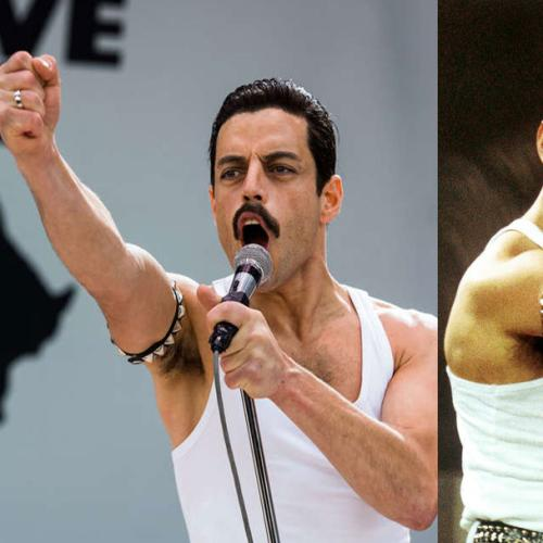 Video Shows How Rami Malek Nailed Freddie's Live Aid Show