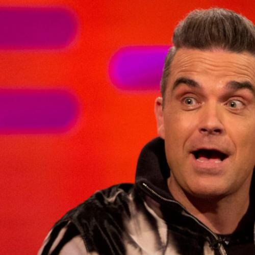 Jonesy & Amanda Chat To Robbie Williams