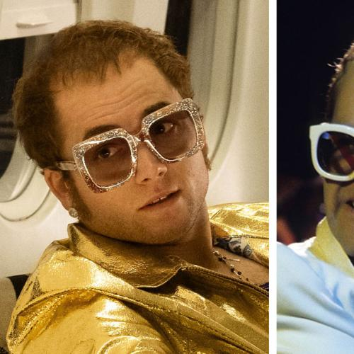 Your First Look At Taron Egerton As Elton John In Rocketman