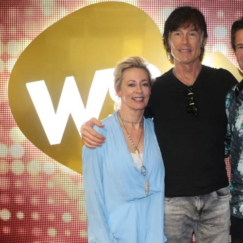 Ronn Moss Tells Jonesy & Amanda About His New Intimate Show
