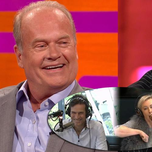Mounceys Round Up: Johnny Depp And Kelsey Grammer