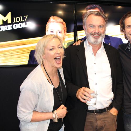 We Catch Up With Sam Neill About His New Show 'The Pacific'