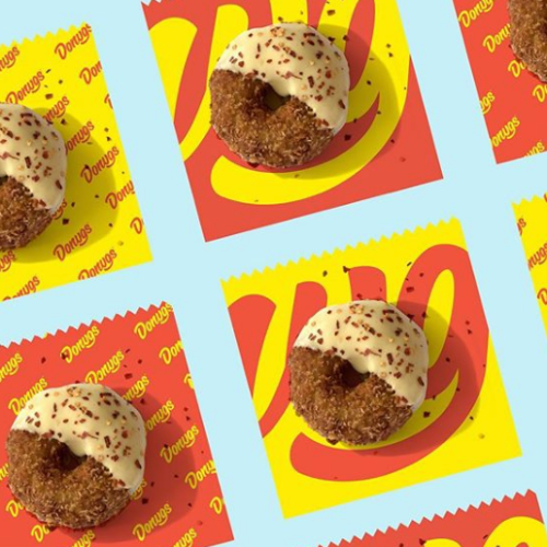 So, A Doughnut And Chicken Nugget Hybrid Exists
