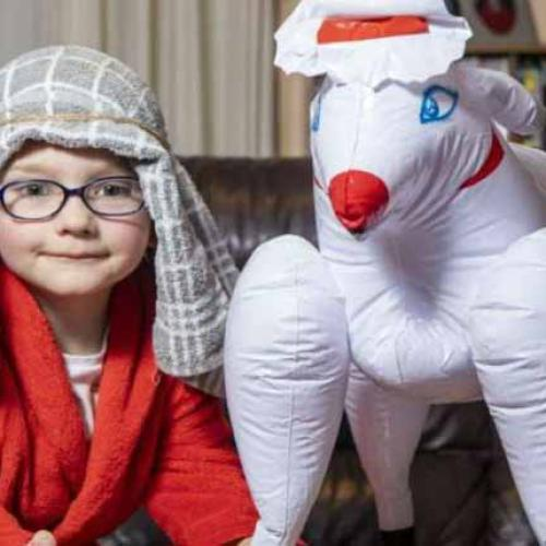 Mum Sends 5-Year-Old To School Nativity With Sex Doll