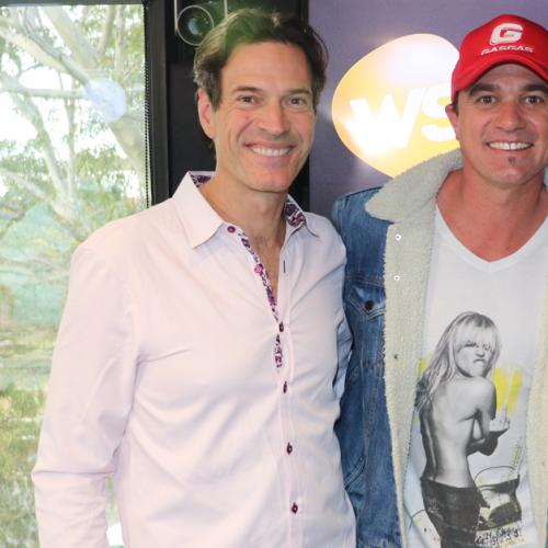 We Chat To Shannon Noll About Helping Out Aussie Farmers