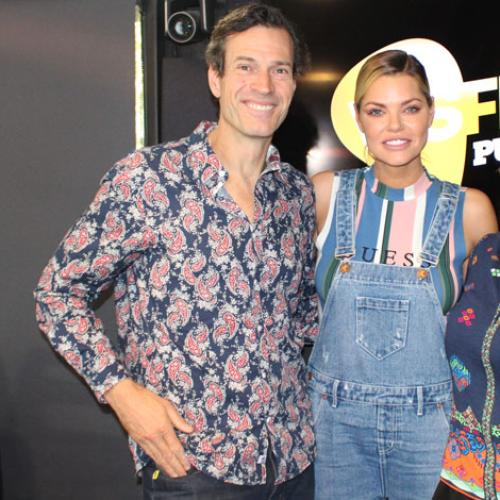 Jonesy & Amanda With Love Island Host Sophie Monk