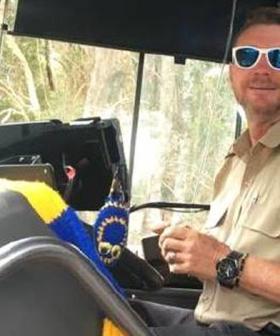 Steve Fitton's Secret Life As A Bus Driver
