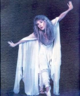 Stevie Nicks Says She Lost 8 Years Of Her Life To Prescription Drugs
