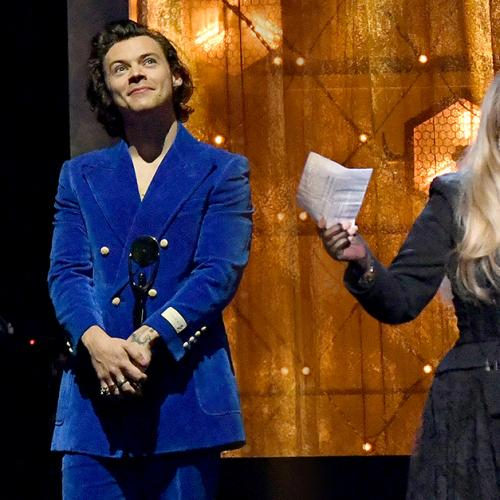 Stevie Nicks Hilariously Mistook Harry Styles Was In Nsync