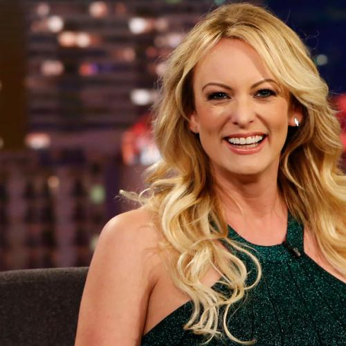 "Stormy Daniels Tells Jonesy & Amanda: ""I'd Do It All Again"""