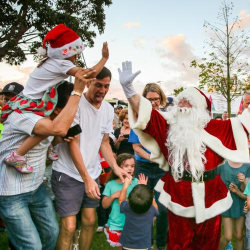 Ho! Ho! Ho! Santa's Coming To Sydney This Weekend!